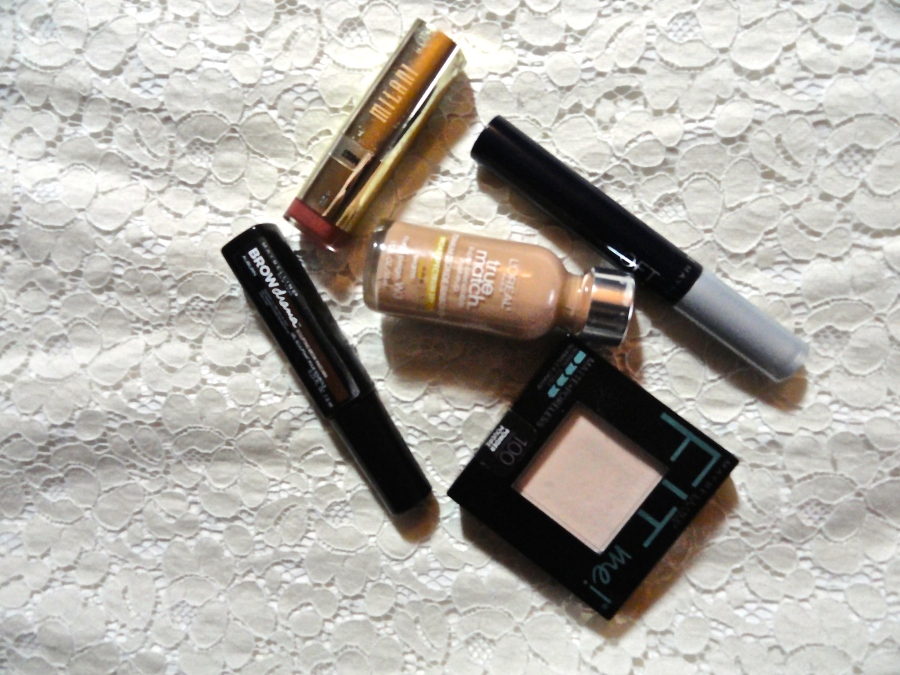 Five Must-Have Drugstore Products for Everyday Makeup Routine