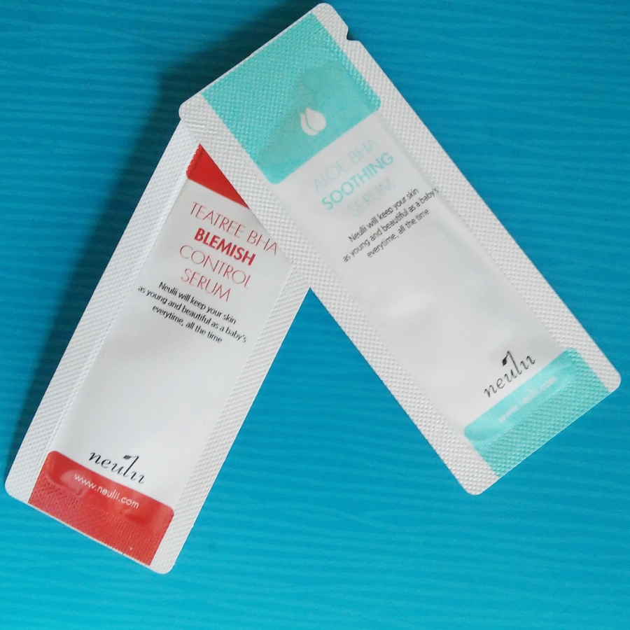New Korean Beauty Brand Neulii Review
